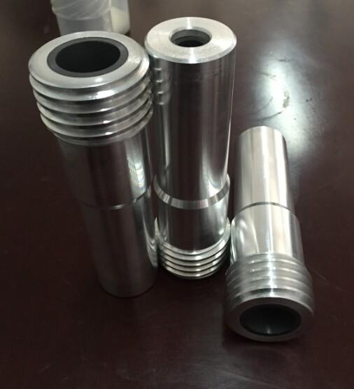 Aluminum Jacket Boron Carbide Sandblast Nozzle Hangzhou
